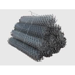 Сетка-рабица оцинкованная 50*50*1,8 мм 1,5*10 м