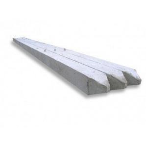 Залізобетонна паля С 80.35-6 8000х350х350 мм