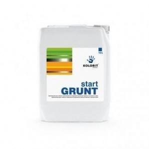Укрепляющий грунт глубокого проникновения Kolorit Start Grunt 10 л