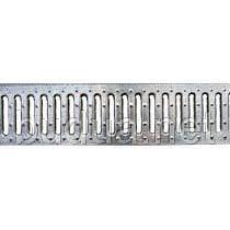 Решетка Basic 10.14.100 штампованная стальная оцинкованная
