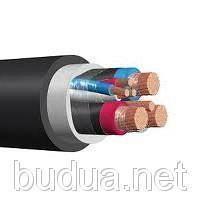 Подвод кабеля сечением выше 4 мкв.м., открытая проводка.