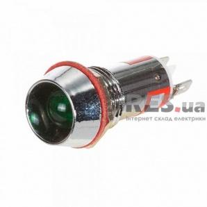 Светосигнальная арматура AD22-C12 зеленая 24В АскоУкрем