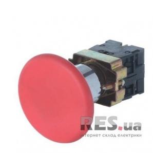 Кнопка XB2-BL9425 1NO+1NC Старт Стоп зеленая/красная АскоУкрем