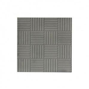 Пешеходная плитка ALEX Group Шашка рифленка 300х300х30 мм