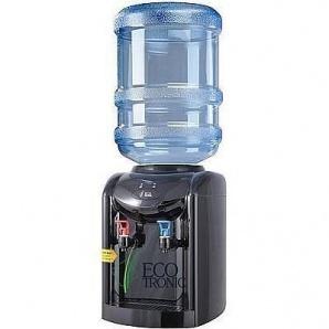 Кулер для води Ecotronic K1-TE Black