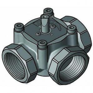 3-х ходовий змішувальний клапан Meibes ЕМ3-32-18 DN32 (EM3-32-18)