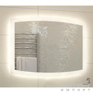 Дзеркало з LED-підсвіткою Marsan Madeleine 2 670х900