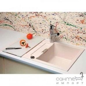 Гранітна кухонна мийка Schock Cristadur Signus D100 оборотна 88 stone