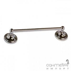 Тримач для рушників 40 см Pacini & Saccardi Accessori Doccia 015/B бронза