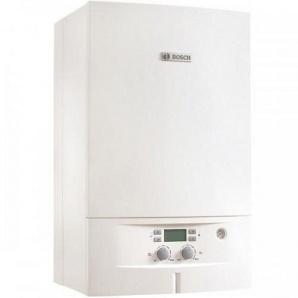 Конденсаційний газовий двоконтурний котел Condens 7000 W 28 кВт 850х350х400 мм