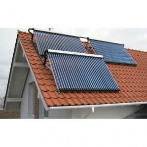 Вакуумний сонячний колектор Atmosfera CBK-A 20 24 мм 2000х1640 мм