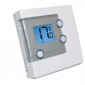 Дротовий електронний терморегулятор Salus Standard RT300 (5060103690725)
