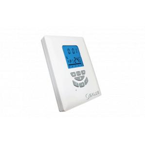 Дротовий електронний терморегулятор тижневий Salus Standard T105 (5060103690657)