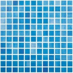 Мозаїка скляна Vidrepur FOG SKY BLUE 110 300х300 мм