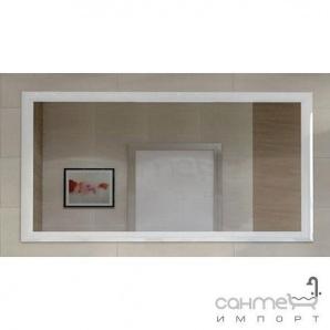 Дзеркало Marsan Gabrielle 800х1500 білий
