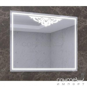 Дзеркало з LED-підсвічуванням для ванної кімнати Marsan Christine