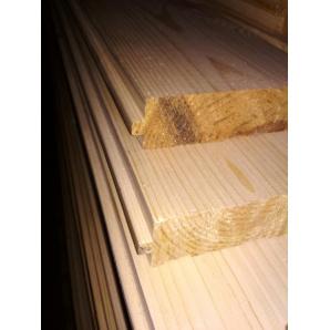 Дошка для підлоги соснова 35х130х4000 мм