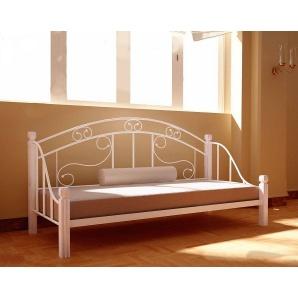 Ліжко Метал-дизайн Орфей металеве 800х2000 мм