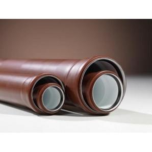 Труба каналізаційна безшумна PipeLife MASTER-3 110х3 мм 0,5 м