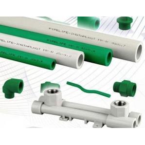 Поліпропіленова Труба армована PipeLife PP-R PN20 25х4,2 мм