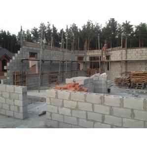 Блок конструктивний стіновий 390х190х190 мм