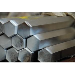 Шестигранник сталевий 22 мм