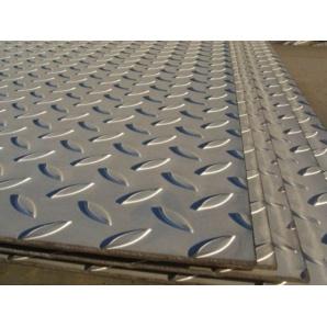 Лист сталевий рельєфний 1250х6000 мм
