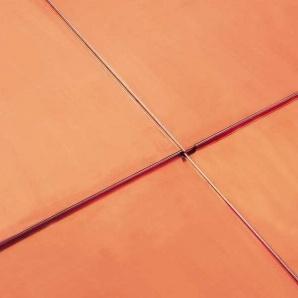 Мідь листова покрівельна KME TECU Classic 1000x2000x0,55 мм