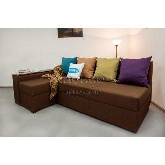 Кутовий ортопедичний диван Mekko Cube 1430х2250 мм