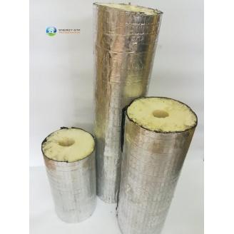 Изоляция ППУ для труб в фольгопергамине для наружного применения 38х38 мм