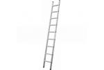 Лестницы приставные Elkop