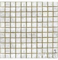 Мозаїка Topwell Stone T-MOS MA 256 WHITE CRYSTAL (15Х15)