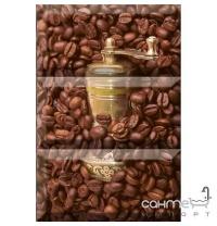Плитка керамічна декор Absolut Keramika Coffe Beans Composition 01 30х20