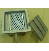 Точечный трап-ревизия ПромТехноКом нержавеющая сталь 1200 мм