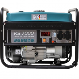 Бензиновий генератор Konner&Sohnen KS 7000