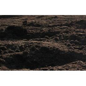 Доставка грунта насыпью
