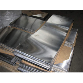 Свинцовый лист С1 2,0х1000х2000 мм