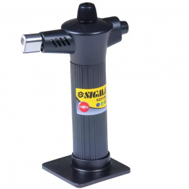 Микрогорелка газовая Sigma 1300°С пьезозажигание 60мин работы (4710029010213)