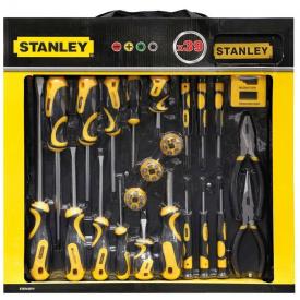 Набір інструментів Stanley 39 предметів, сумка для зберігання STHT0-62114