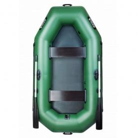Гребная надувная лодка ЛАДЬЯ ЛТ-250