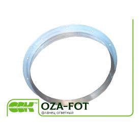 Фланець відповідь OZA-FOT