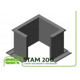 Стакан монтажний утеплений STAM 200
