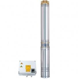 Насос Aquatica центробежный погружной 777126 1,5 кВт 197 м 55 л/мин 96 мм