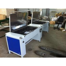 Сковорода электрическая Эфес СЭМ-0,5 8,8 кВт 1410х700х850 мм
