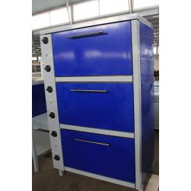 Шафа жарова Ефес ШЖЭ-3-GN2/1 14,4 кВт 1080х680х1830 мм