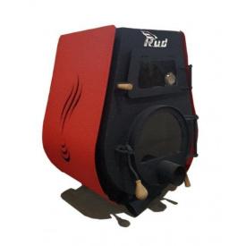 Отопительная конвекционная Печь Rud Pyrotron Кантри 01 с духовкой и варочной поверxностью