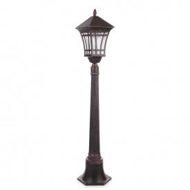 Светильник уличный Brille средний GL-20 D rust