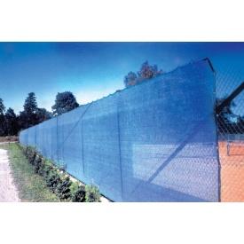 Сетка фасадная защитная HDPE 1,9х50 м 130 г/м2 голубая (an000026)