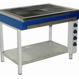 Плита електрична промислова ЕПК-4 стандарт