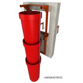 Рама-кронштейн спеціальна 1750х420х960 мм